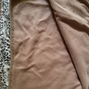 Other - Animal print throw or blanket